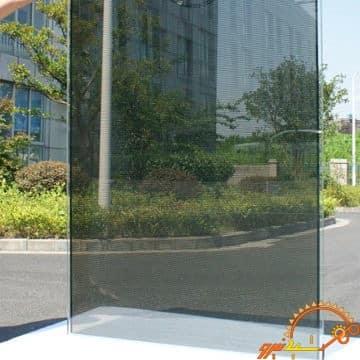 پنل خورشیدی شیشه ایی