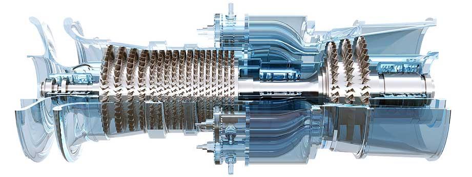 میکروتوربین گازی