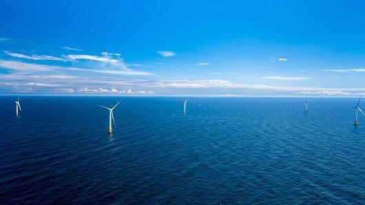 ساخت بزرگترین مزرعه بادی فراساحلی