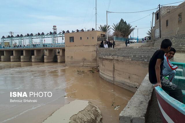 نقشهبرداری از رودخانه هیرمند مرزی برای تحویل حقابه ایران آغاز شد