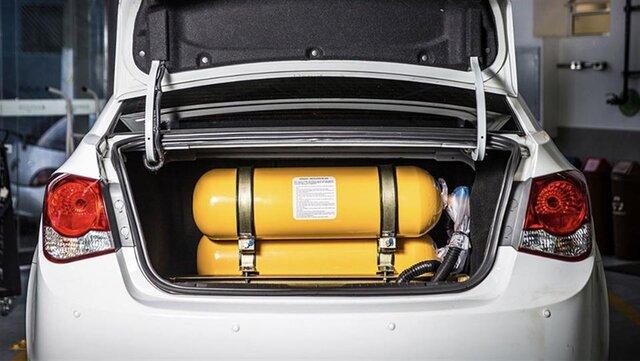 جایگزینی تخصیص گاز مایع به خودروها