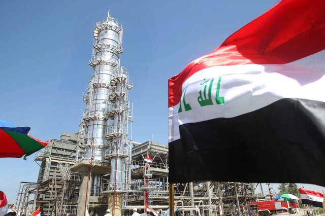 ساخت مخازن نفت در چین