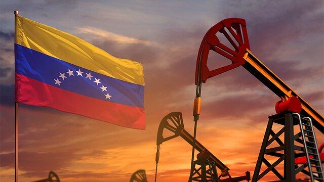 صادرات نفت ونزوئلا