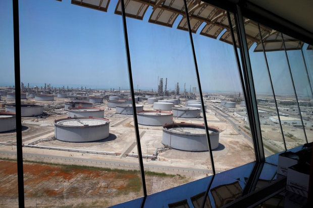 تأسیسات نفتی عربستان