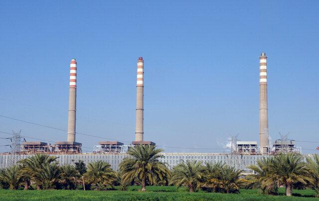 نیروگاه رامین اهواز