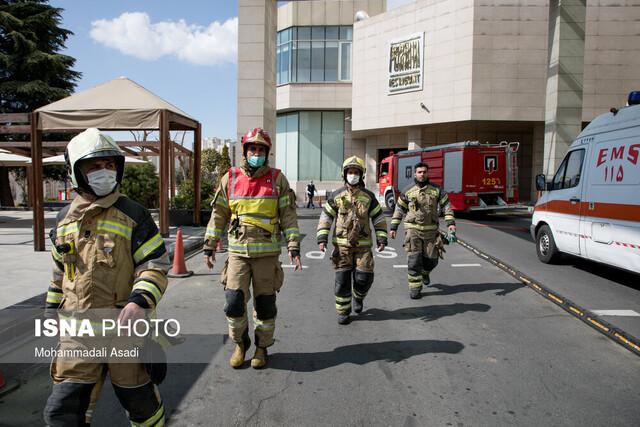 آتشنشانی و اورژانس
