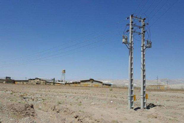 خط انتقال برق ترکمنستان