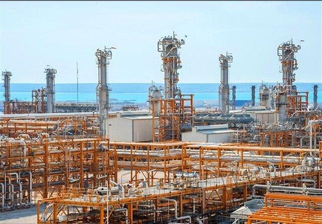 بزرگترین میدان گازی جهان