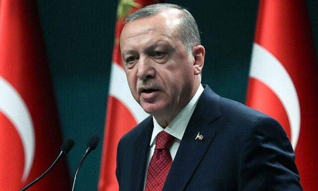 اردوغان: ترکیه به اکتشاف گاز در مدیترانه ادامه میدهد - مهرشید نیرو •