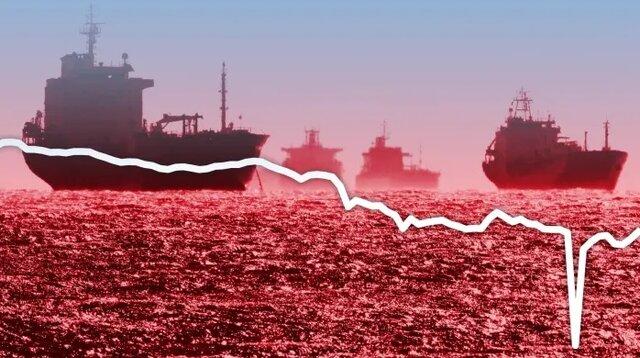 سرگردانی میلیونها بشکه نفت بدون مشتری در آسیا - مهرشید نیرو • مجری انواع میکروتوربین