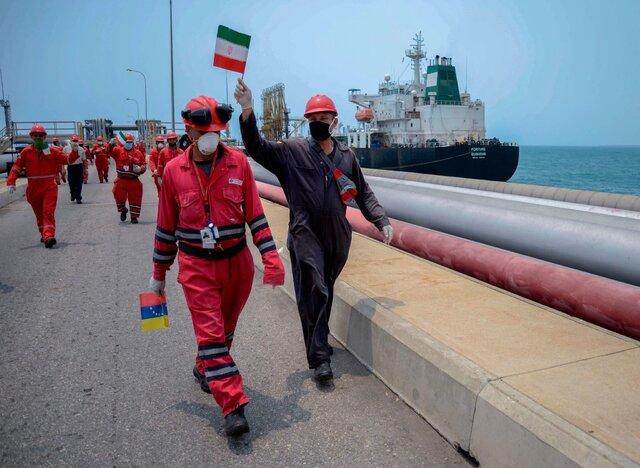 رویترز مدعی شد: توافق سواپ نفت میان ایران و ونزوئلا - مهرشید نیرو •