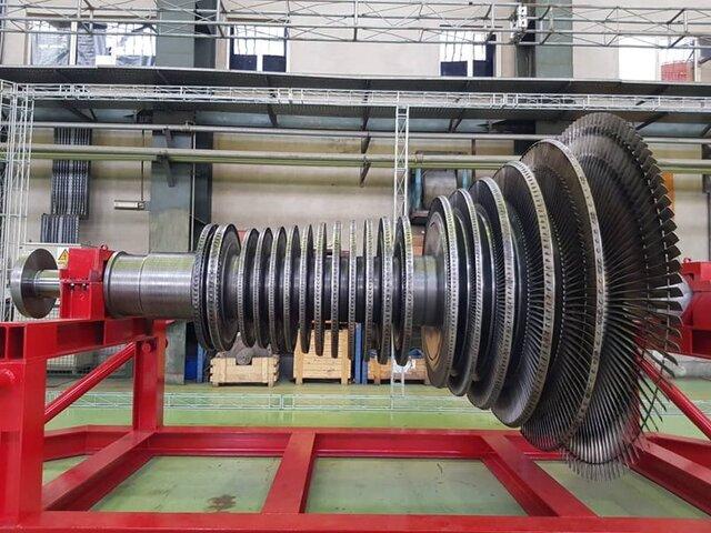 ساخت بیش از ۷۰ نوع تجهیز داغ نیروگاهی پرکاربرد در نیروگاه ری - مهرشید نیرو •