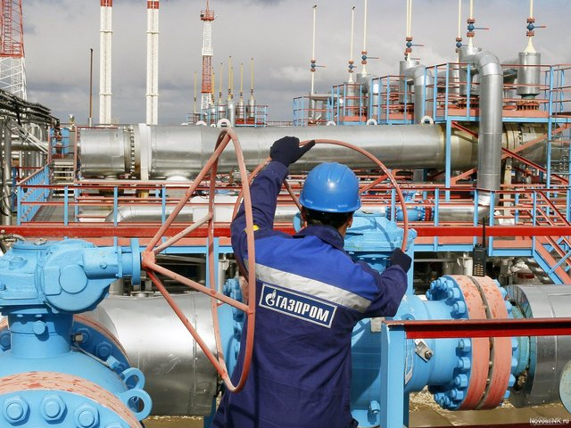 افزایش قیمت صادرات گاز روسیه به اروپا و ترکیه - مهرشید نیرو •