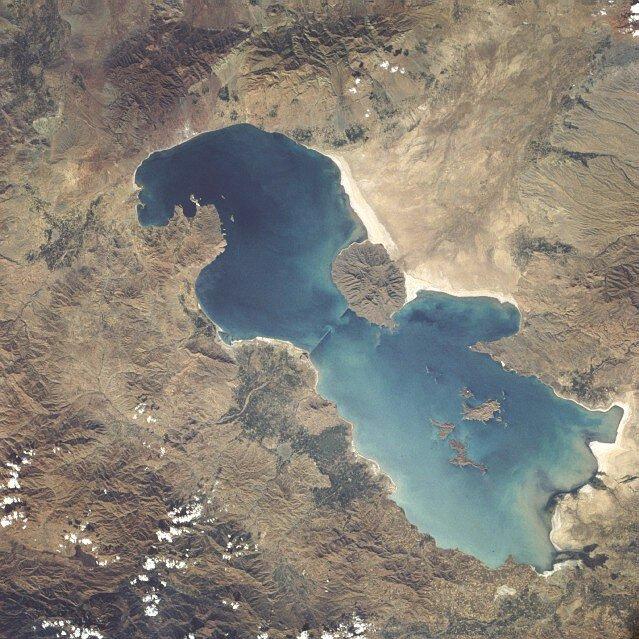 حال ناخوش دریاچه ارومیه - مهرشید نیرو • مجری انواع میکروتوربین