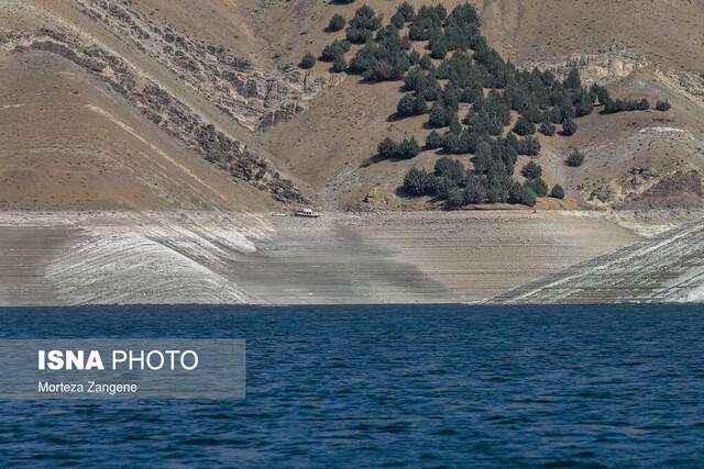 مخازن سدهای تهران وضعیت خوبی ندارند - مهرشید نیرو •