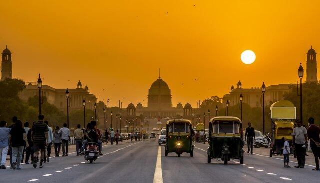 خاموشی در کمین پایتخت هند - مهرشید نیرو • مجری انواع میکروتوربین